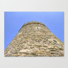The Watch Tower, Waterford City, Ireland Canvas Print