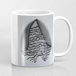 Just Over There (Shipwreck) Coffee Mug