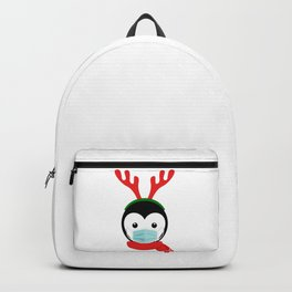 Christmas in Quarantine Backpack