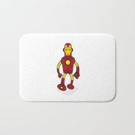 Iron Bender Bath Mat