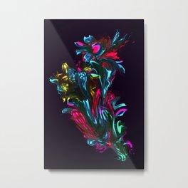 Nectar Metal Print