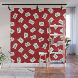 Letters to Santa Wall Mural