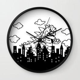 Gino Stomp Wall Clock