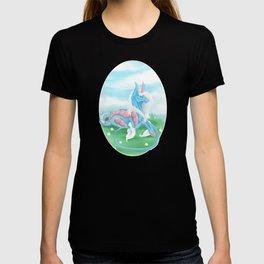 Trans Pride Kirin T-shirt