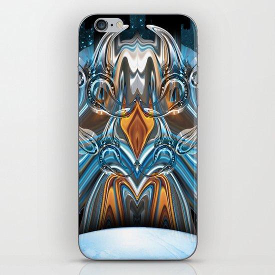 ion rising iPhone & iPod Skin