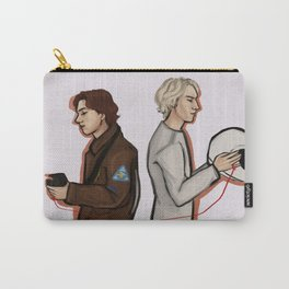 Red string of fate Carry-All Pouch