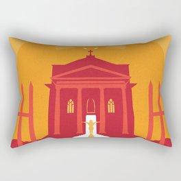John Carpenter, Modern Master Series :: Prince of Darkness Rectangular Pillow