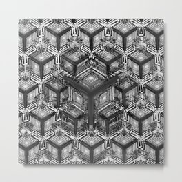 Sea Of Shit Metal Print