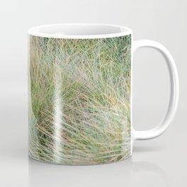 Beach Grass, New Zealand  Coffee Mug