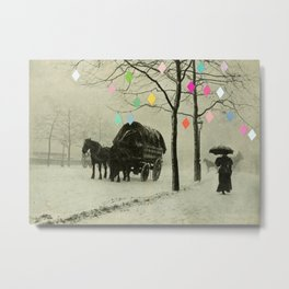 Christmas Day Metal Print
