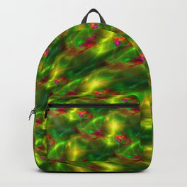 Sunny hill-and-dale Backpack