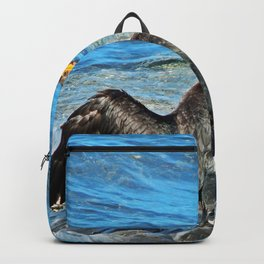 Cormorant Watches the Watcher Backpack