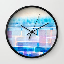 A Bridge too Far Wall Clock