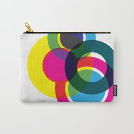 Off Center Carry-All Pouch