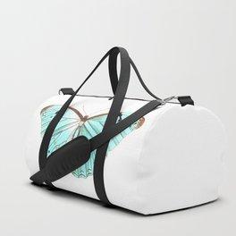 Butterfly Flutter By Duffle Bag