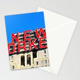 Native New Yorker Stationery Cards