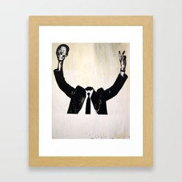 Victory. 2007. Framed Art Print