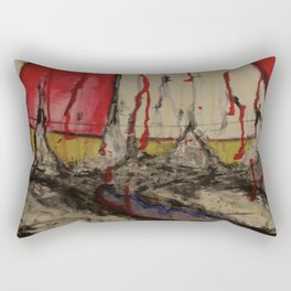Awaking Rectangular Pillow