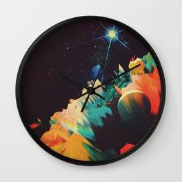 ANDRØMEDAE Wall Clock