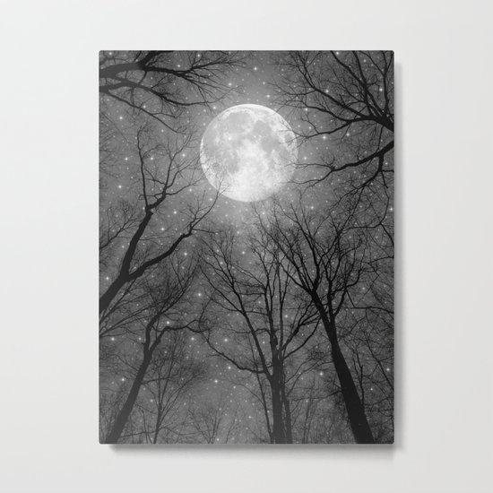 May It Be A Light Metal Print