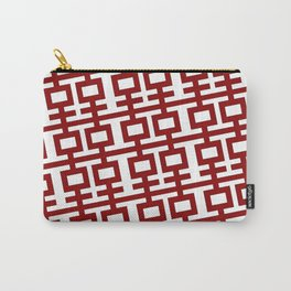 Double Happiness Carry-All Pouch