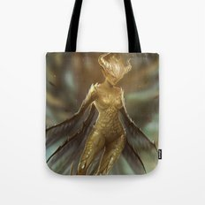 Golden Fairy Tote Bag