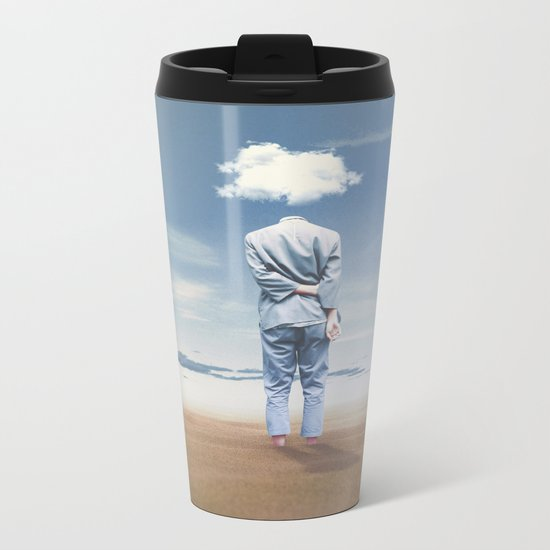 Loneliness Metal Travel Mug