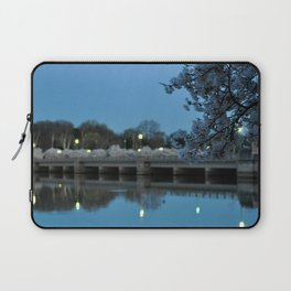 Dawn and Blossoms Laptop Sleeve