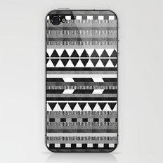 DG Aztec No.1 Monotone iPhone & iPod Skin