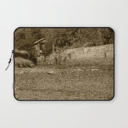 Stepping Stones Sepia Laptop Sleeve