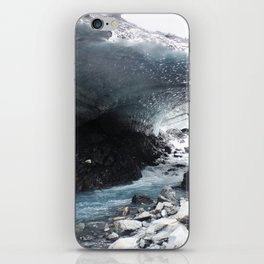 Glacier flow | landscape iPhone Skin