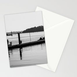 Moored Up. Stationery Cards