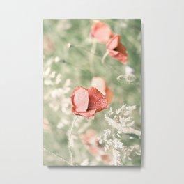 Summerflower Romance Metal Print