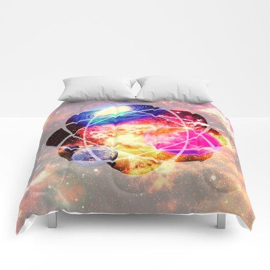 space. Comforters