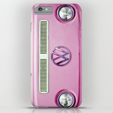 Summer of Love - Cotton Candy Pink iPhone 6s Plus Slim Case