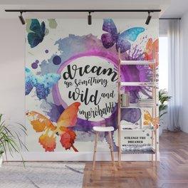 Dream Up Wall Mural