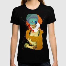 Peter Paul Rubens Pop Portrait T-shirt