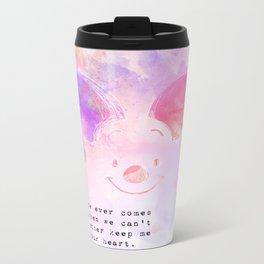 Always Forever - Piglet Metal Travel Mug