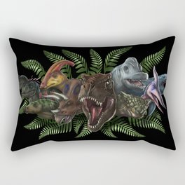 Jurassic World Rectangular Pillow