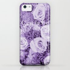 Bouquet*C'est la vie iPhone 5c Slim Case