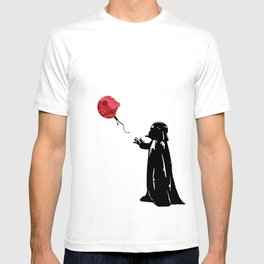Little Vader - Inspired by Banksy T-shirt