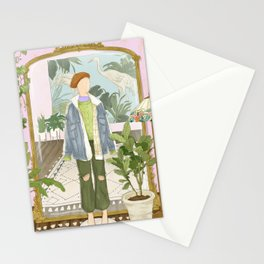 Memories of Seoul III Stationery Cards