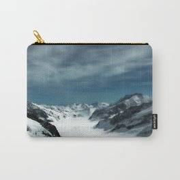 Jungfrau Mountain in Swiss Alps Carry-All Pouch