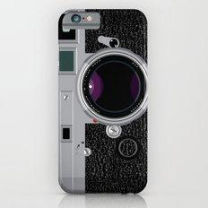 Vintage Camera iPhone 6s Slim Case