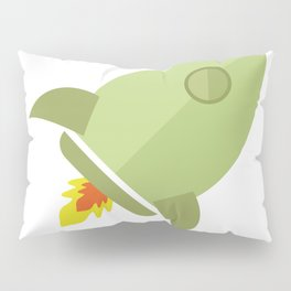 rocket Pillow Sham