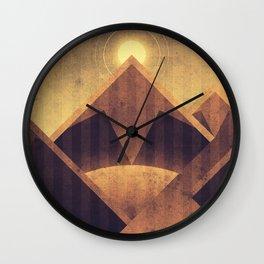 Earth - Mount Everest Wall Clock