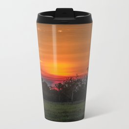 Great ball of fire Metal Travel Mug