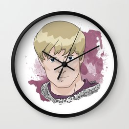 Arthur | Royal Pratt Wall Clock