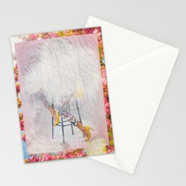 headless model No.03 Stationery Cards