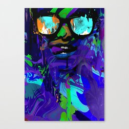 Burning Bright Canvas Print
